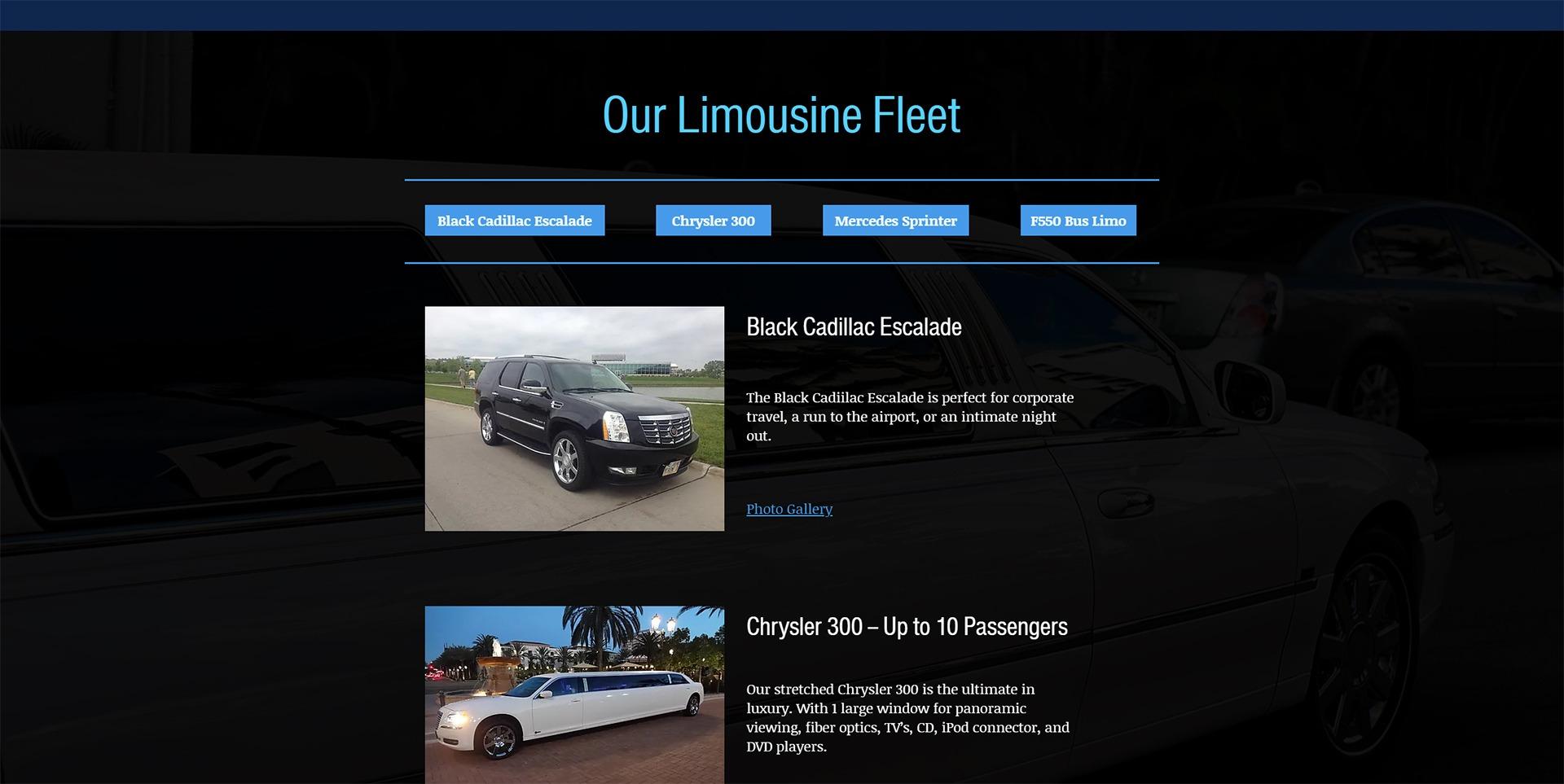 Extreme Limousine 1