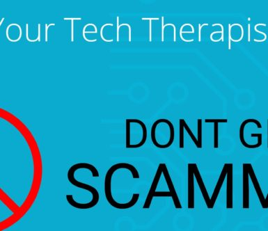 Avoiding Tech Support Scams