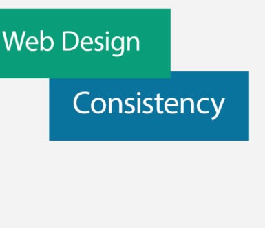 4 Tips For Strong Web Design Consistency - Featured Image