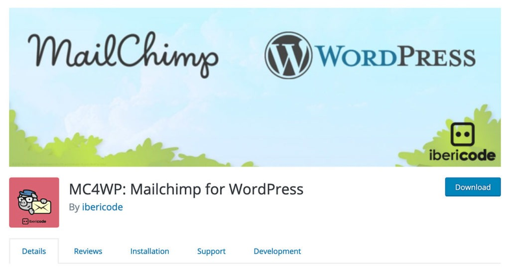 How To Use Mailchimp With WordPress 1