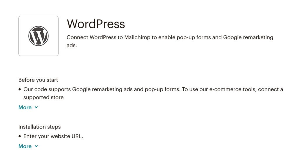 How To Use Mailchimp With WordPress 3