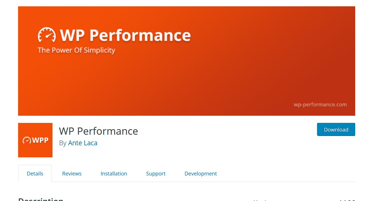 WP Performance